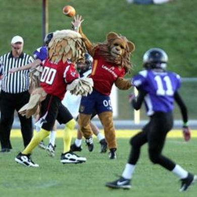 Mascot Bowl